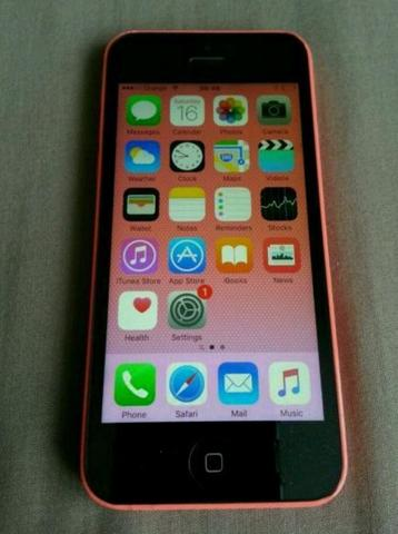 Iphone 5C 8GB For sale BU
