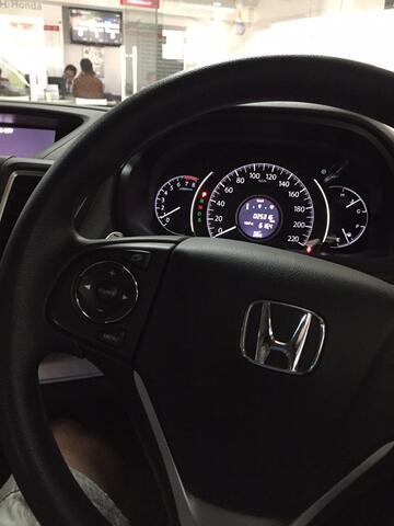 Jasa Supir Pribadi Sabtu/Rental Mobil Sabtu & Minggu Honda CR-V 2015 Hitam