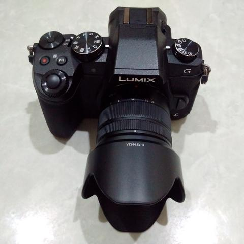 [CAKIM] WTS Panasonic Lumix G85 kit 14-42mm ASPH garansi desember 2018