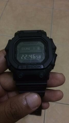 G shock GX-56BB-1DR