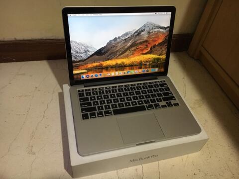 Macbook Pro Retina Display Early 2015 MF840 Core i5 Ram 8gb Ssd 256gb 13 inch FULLSET