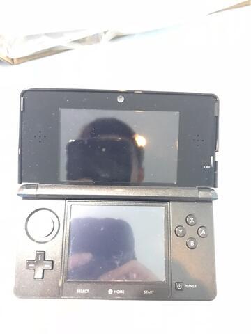 Nintendo 3ds cosmo black free 6games