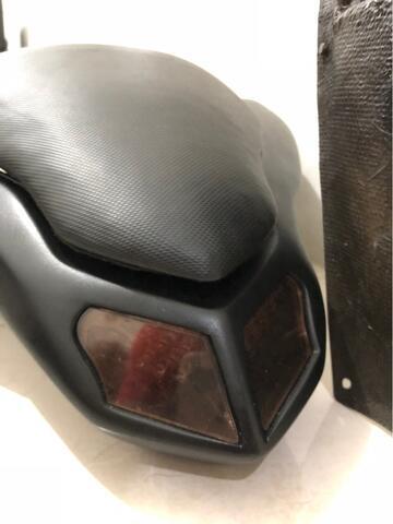 Buntut Ninja 250 FI (Ducati)