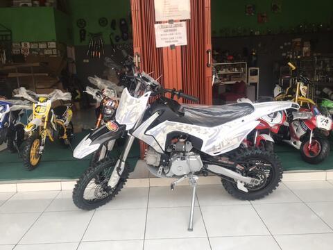 medium trail mxf pro 110cc manual biasa 4 speed matic 4tak