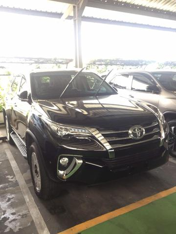All New Totota Fortuner VRZ Diesel a/t