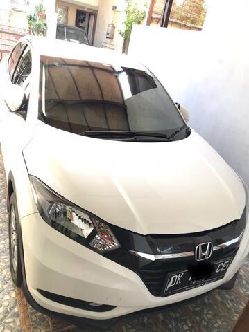 Honda HRV E-CVT AT 2017