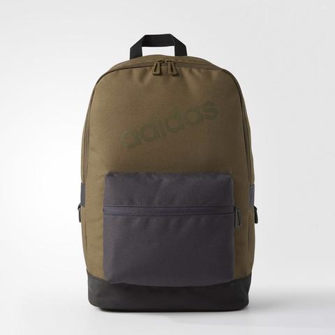 Adidas Neo Daily Backpack Cargo Green Original