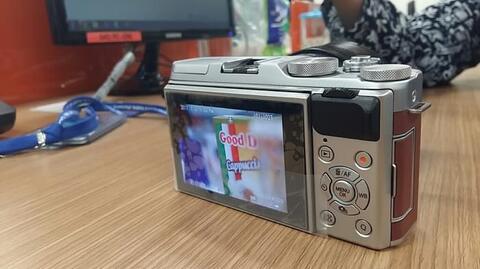 body dan mesin kamera fujifilm XA3