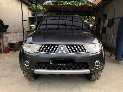 Pajero Sport Exceed 2009 A/T Grey
