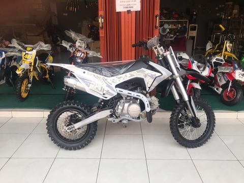 motor medium trail 110cc&125cc mxf pro 2018