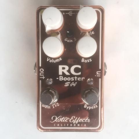 Xotic RC Booster Scott Henderson ( booster , overdrive )