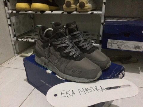Asics Gel Lyte MT SneakerBoot Grey/Mint, Original Guaranteed
