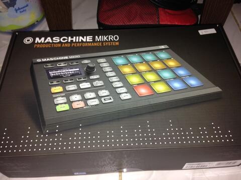 Maschine Mikro MK2