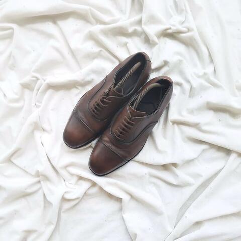 Sepatu pantofel Massimo Dutti Original size 42
