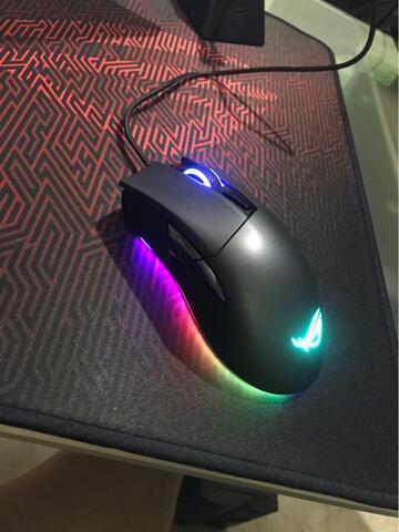 ASUS ROG Gladius II / Gladius 2 Gaming Mouse