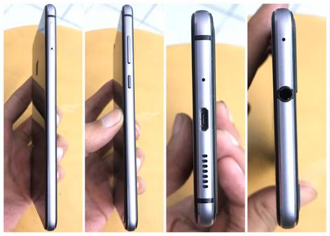 Huawei P10 Lite 4/32 black mulus WAS-LX2 dualsim global rom