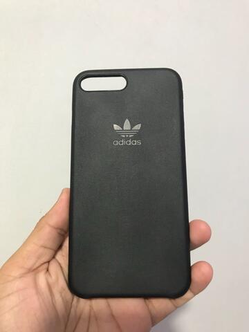 Leather case adidas iphone 7 plus (ibox) original Murah