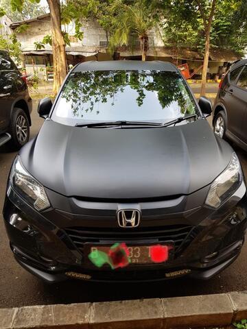 Honda HR-V E 2016 Balck