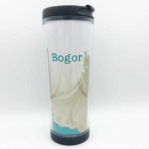 Starbucks Tumbler Iconic City Bogor 12 oz 335 ml - Tall Size