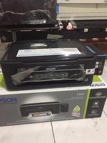 Printer Epson L355 wiffi Only