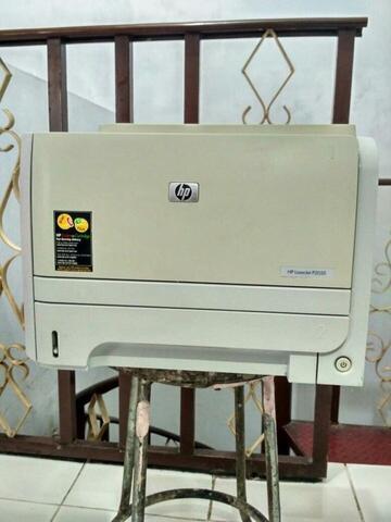 Printer Hp Laserjet P2035n