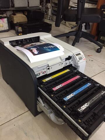 Printer Hp Laserjet Cp2025 Color
