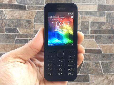 Nokia 215 Dual Sim Normal Hp Jadul Klasik Kamera Handphone Nostalgia