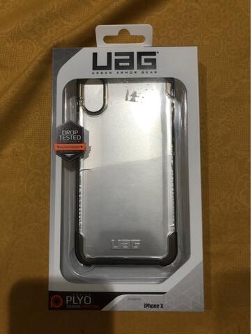 UAG (Urban Armour Gear) Iphone X