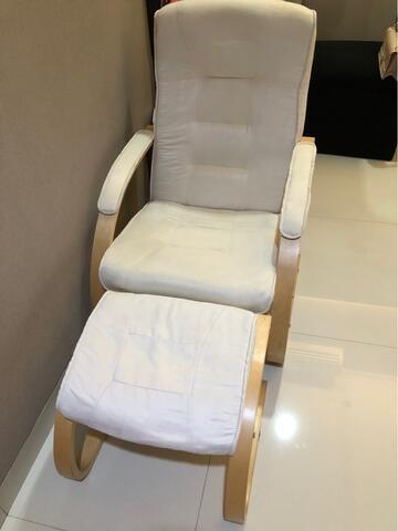 jual kursi santai second seperti baru murah