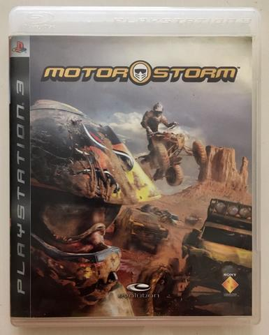BD Kaset Game PS3 Motorstorm