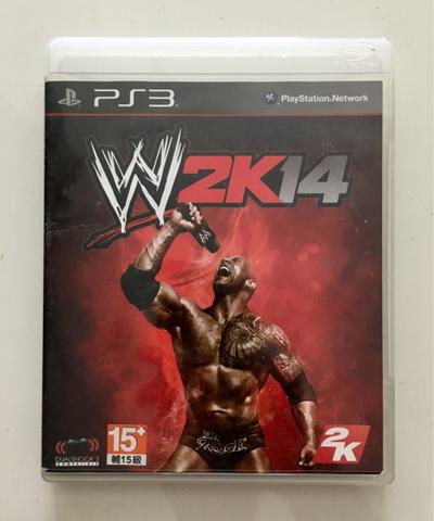BD Kaset Game PS3 WWE 2K14 | W2K14