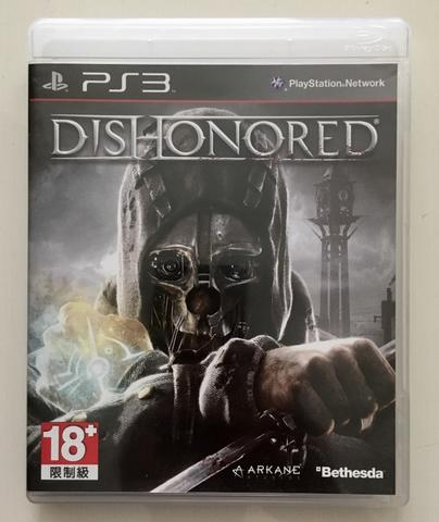 BD Kaset Game PS3 Dishonored