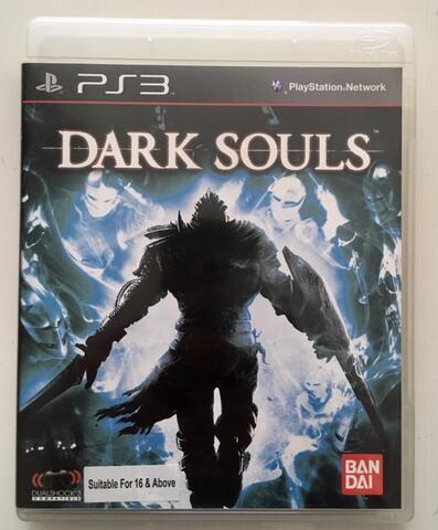 BD Kaset Game PS3 Dark Souls