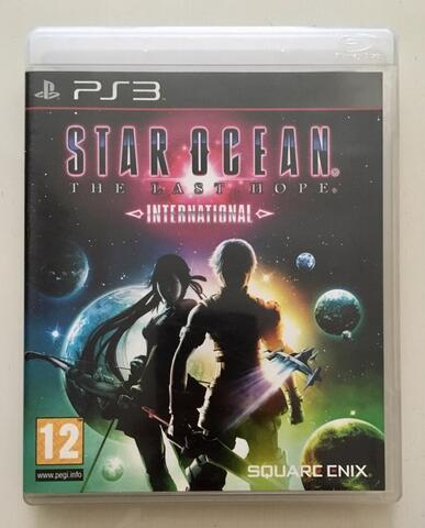BD Kaset Game PS3 Star Ocean The Last Hope