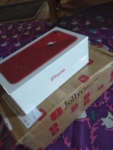 Apple iPhone 8 64Gb Red BNIB Green Peel Non Aktiv