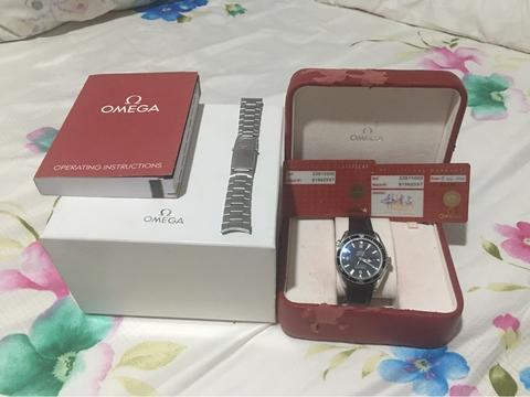 Omega Seamaster Planet Ocean 42mm co axial