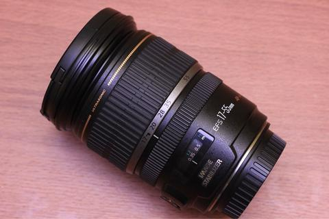 Canon EFS 17-55 F2.8 IS USM Mulus Sekali Murmer