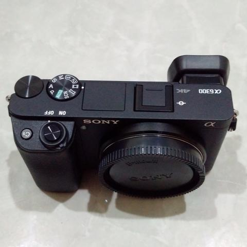 [CAKIM] WTS Sony A6300 body only like new garansi mei 2019