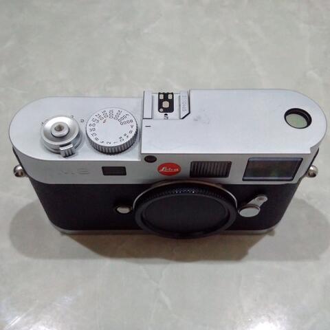 [CAKIM] WTS Leica M8 Silver murah
