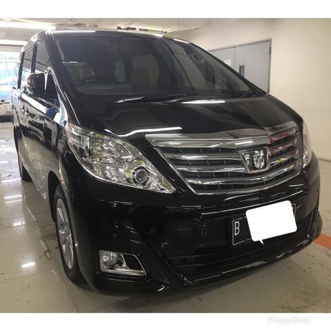 Toyota Alphard 3.5 V6 2013