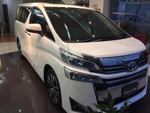 Toyota VELFIRE