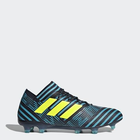 Adidas Nemeziz 17.1 Firm Ground Cleats Energy Blue Original