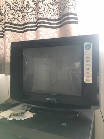 TV LG pearl black