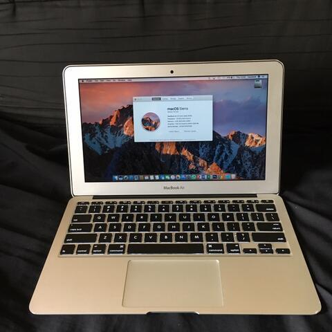 """macbook air 11"""" 2015 core i5"""