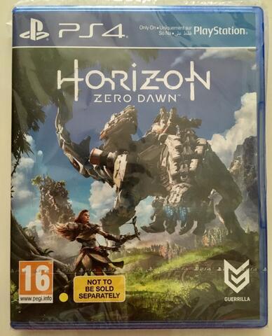 BD Kaset Game PS4 Horizon Zero Dawn