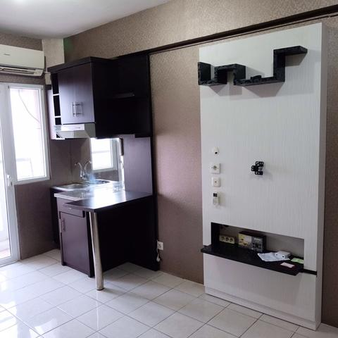Sewa Apartemen Studio Green Pramuka Tower Pino