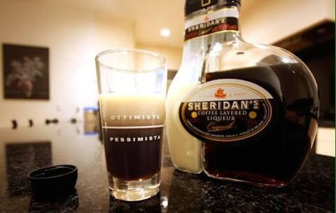 Sheridan's Coffee Layer Liqueur Original