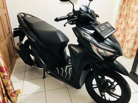 Honda New Vario 150 CBS ISS 2018 Terbaru Mulus 99% (Beat/Scoopy/Nmax/Ninja/Pcx/Vespa)