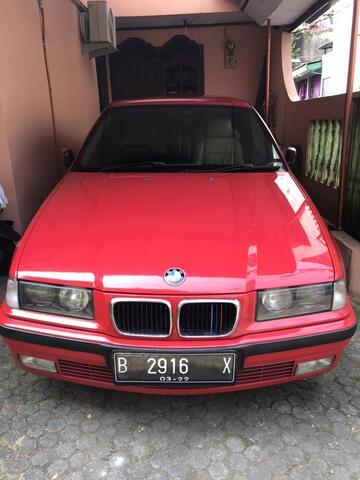 BMW E36 318i M43 1997 MT (ISTIMEWA)