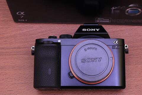 Sony A7 Fullframe Sc 2rb Like New Fullset Garansi